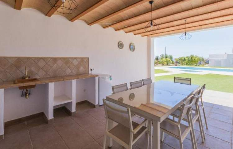 VILLA IN STA EULALIA FOR WEEKLY
